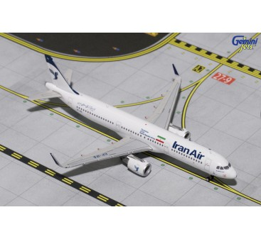 **PREORDER** Gemini jets Iran Airlines Airbus  A321-200(S) (New Livery, Sharklets) EP-IFA 1:400 Diecast Model GJIRA1646