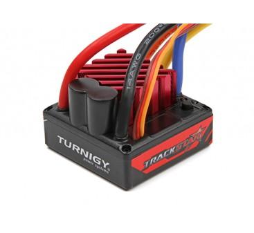 TrackStar 1/10th Brushless Sensorless 80A waterproof ESC V2