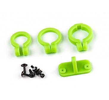 KingKong Universal Camera Lens Adjustable Holder Set (Green)