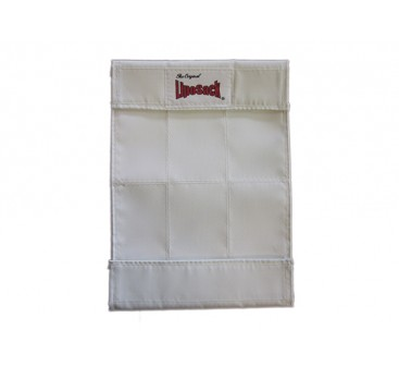 The Original Liposack Fire retardant LiPoly bag 305 x 230mm 6 compartments