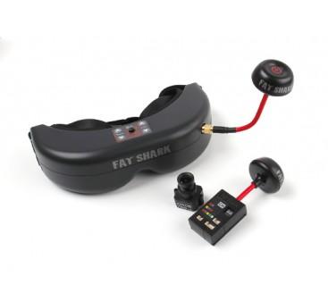 FatShark Teleporter V5 FPV kit w/Headset / Camera / Transmitter (FCC Certified)