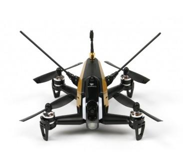 Walkera Rodeo 150 Mini FPV Racing Drone (B&F) (Black)
