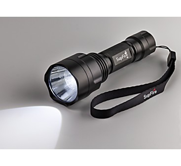 SupFire M2 Centurion Ultra-High Power CREE LED Tactical Flashlight (18650 only)
