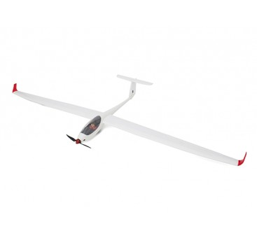 ASW28 V2 Electric Sailplane EPO/Plastic 2540mm (PNF)