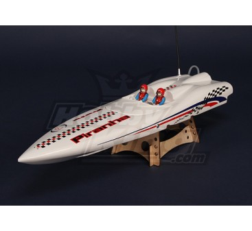 Piranha 600 Brushless V-Hull R/C Boat (670mm)