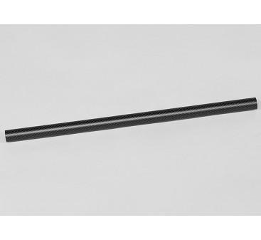 Carbon Fiber Round Tube 330x16x14mm