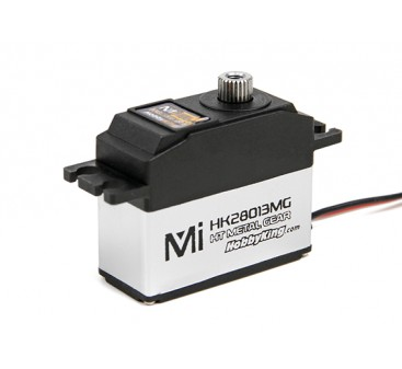 HobbyKing™ Mi Digital High Torque Servo  MG 6kg / 0.11sec / 26g