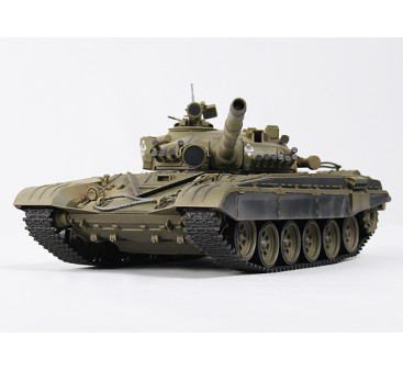 T-72M1 Battle RC Tank RTR w/ Tx/Sound/Infrared
