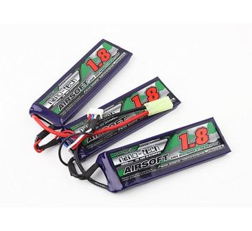 Turnigy nano-tech 1800mah 3S 20~40C Lipo AIRSOFT Pack