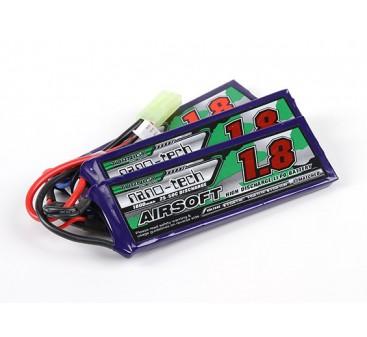Turnigy nano-tech 1800mah 3S 25~50C Lipo AIRSOFT Pack