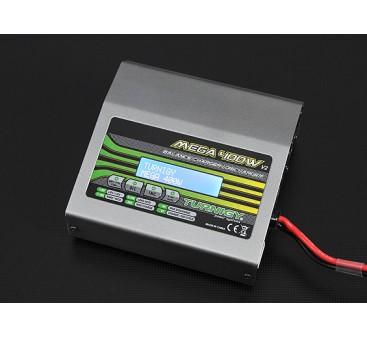 TURNIGY MEGA 400W V2 Lithium Polymer Battery Charger (Version 2)