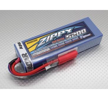 ZIPPY Flightmax 5200mAh 2S2P 30C Hardcase Pack  (ROAR APPROVED)