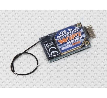 Hobbyking IOS & Android 4CH WiFi Receiver