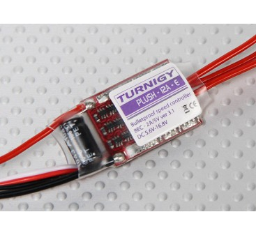 TURNIGY Plush 12amp Speed Controller w/BEC