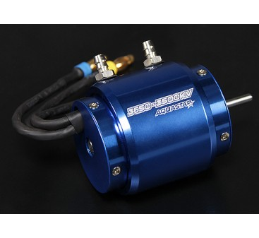 Turnigy AquaStar 3650-3500KV Water Cooled Brushless Motor