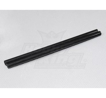 Turnigy Talon V2 Carbon Fiber Extended Boom 320mm (2 pcs)
