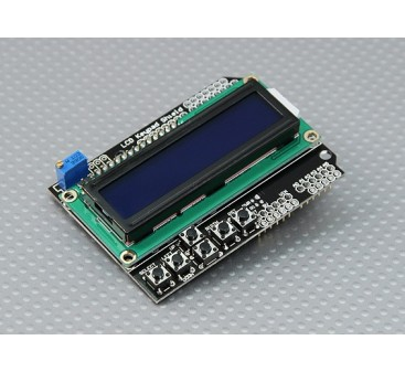 Kingduino LCD Keypad Shield