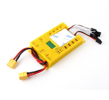Turnigy Min Power Distributor UBEC (Yellow)