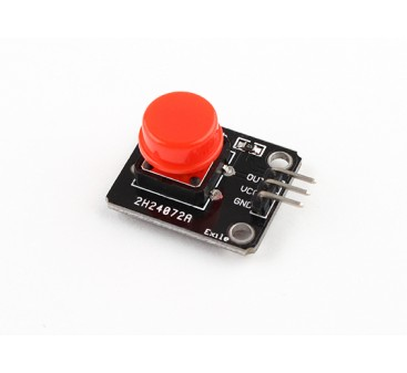 Collision Switch Large Button Module