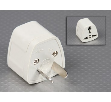 Chinese Standards CPCS-CCC Multi-Standard Sockets Adaptor