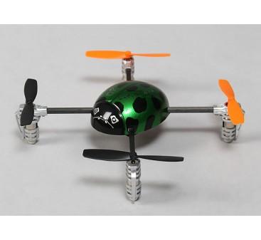 Walkera QR Ladybird V2 Ultra Micro Quadcopter RTF (Mode 2)