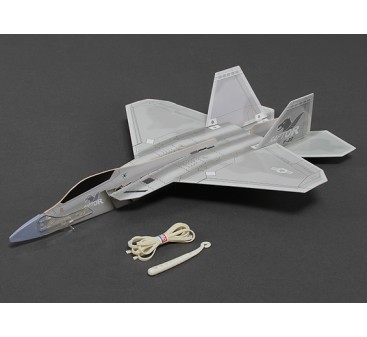 Freeflight F-22 Raptor w/Catapult Launcher 360mm Span