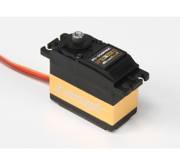 RotorStar™ RS-550MGC Helicopter Cyclic BB/DS/MG Servo 10.68kg / 0.083sec / 81g