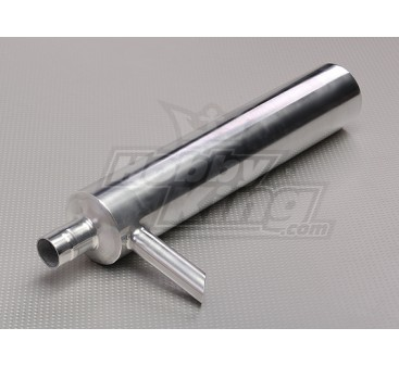 Alloy 50cc Tuned Muffler (Front Outlet)