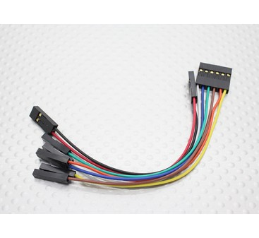 120mm Jumper Cable Set (2pc)
