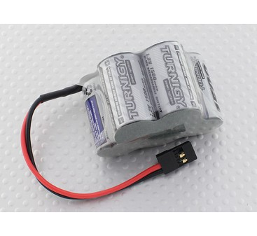 Turnigy Receiver Hump Pack 2/3A 1500mAh 6.0V NiMH High Power Series