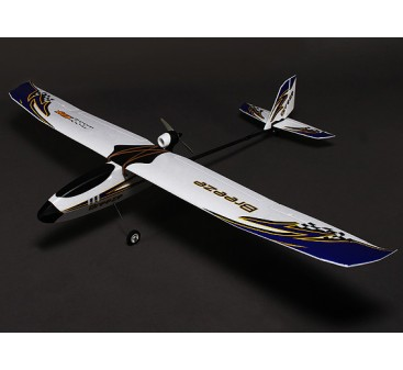 HobbyKing® ™ Breeze Glider w/Optional Flaps EPO 1400mm (PNF)