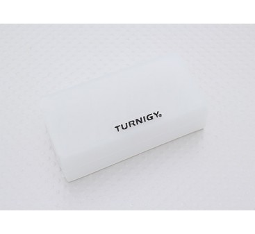 Turnigy Soft Silicone Lipo Battery Protector (1000-1300mAh 3S Clear) 74x36x21mm
