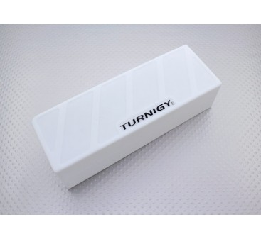 Turnigy Soft Silicone Lipo Battery Protector (5000mAh 4S White) 148x51x37mm