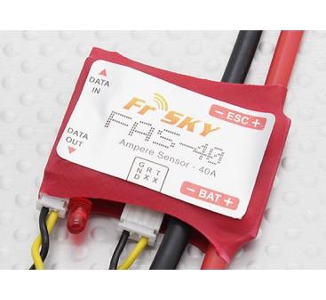 FrSky FAS-40 Ampere Telemetry Sensor (Max 40A)