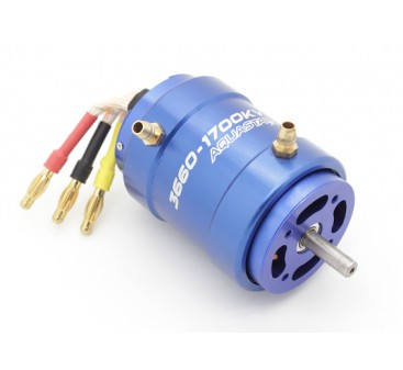 Turnigy AquaStar 3660-1700KV Water Cooled Brushless Motor