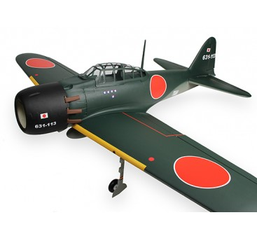 Mitsubishi A6M Zero Fighter Composite 2100mm (ARF)