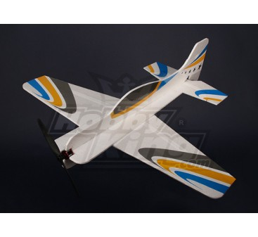 Super 3D flatform EPO R/C Plane w/ ESC and Brushless Motor