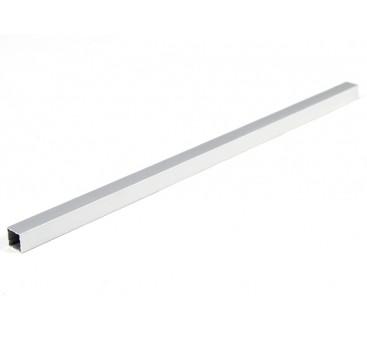 Aluminum Square Tube DIY Multi-Rotor 12.8x12.8x340mm (.5Inch) (Silver)