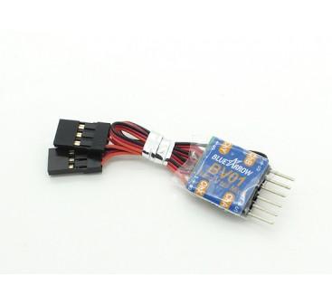 Blue Arrow nano V-Tail Mixer