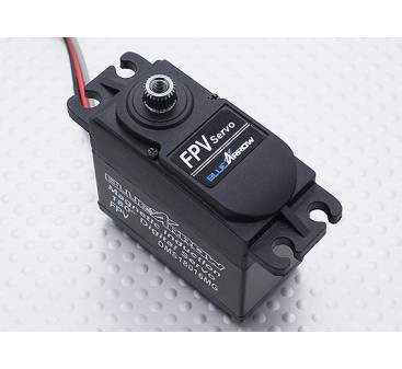 DMS18016MG 180-degree Travel FPV servo 25T 9.60kg/0.07s/60g