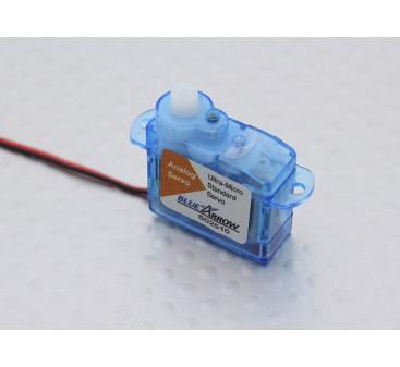 Blue Arrow High Speed Micro Servo 0.50kg / 0.09sec / 2.8g