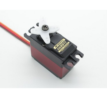 JR DS8911 High Torque Digital Servo with Metal Gears and Heatsink 25.0kg / 0.19sec / 69g