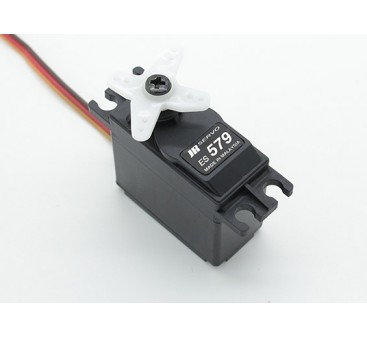 JR ES579 High Torque Standard Analog Servo with Metal Gears 8.3kg / 0.23sec / 48g