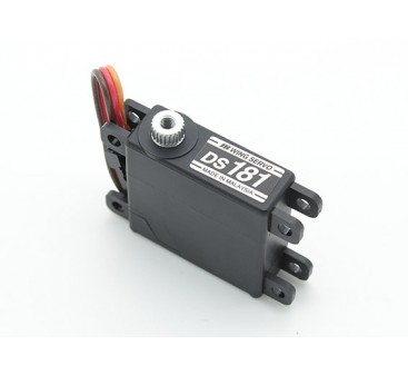 JR DS181 Mini Wing Servo with Metal Gears 4.3kg / 0.16sec / 22g