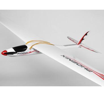 Phoenix 1380 EPO Composite R/C Glider (PNF)