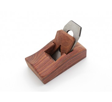 Mini Wooden Smoothing Plane 68mm