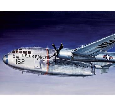 Italeri 1/72 Scale C-119 Flying Boxcar Plastic Model Kit