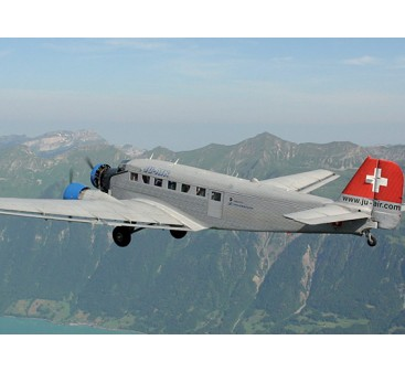 Italeri 1/72 Scale Junkers Ju-52 / 3M Plastic Model Kit