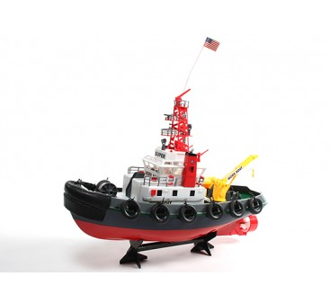 R/C SeaPort Fun Scale Tugboat 3ch (Ready To Run)