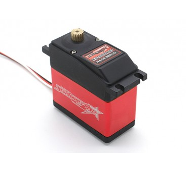 Trackstar TS-500HD Analog Metal Gear Racing Servo 17T 27.3kg / 0.22sec / 188g